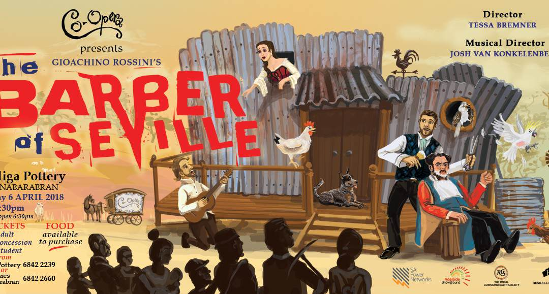 The Barber of Seville Flyer2
